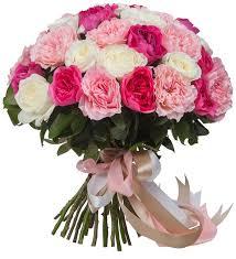 <b>Букет из пионовидных роз</b> Феерия