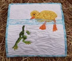 Animal Quilt Patterns Inspiration I Love This Quilt I Wish There Was A Pattern For It Very Well Forest
