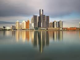Driving Distances From Detroit to Major Destinations
