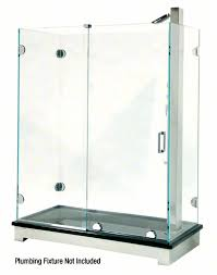 new header less sliding door essence series basic sliding door kit is a headerless system that offers a frameless appearance both vertically and
