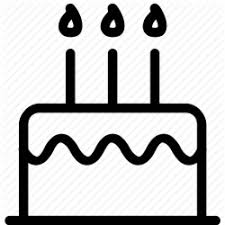 Birthday Cake Icon Png Picture 434123 Birthday Cake Icon Png