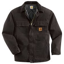 Carhartt Men's Arctic-Quilt Lined Sandstone Traditional Coat ... & noImageFound ??? Adamdwight.com