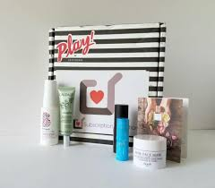 play by sephora july 2017 beauty subscription box