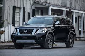 2019 Nissan Armada Review Ratings Specs Prices And