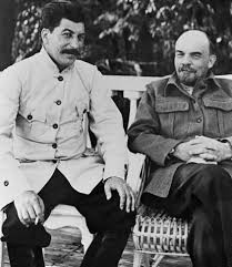 lenin and stalin historical pics on russian revolution and joseph stalin