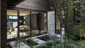 modern home architecture interior. Beautiful Interior MW Works Updates Midcentury Modern Home In Seattle Lakeside Neighbourhood And Modern Home Architecture Interior