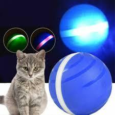 <b>pet toys</b> ball waterproof <b>bite</b> resistant led flash pet fun ball for cat dog ...