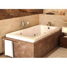 atlantis tubs 3260vnwl venetian 32 x 60 x 23 inch rectangular whirlpool jetted bathtub w