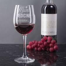 personalised wine gl mum s ine gettingpersonal co uk