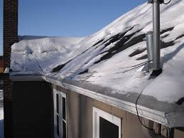 roof wires melt ice how to remove ice dams