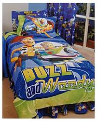 Buzz and Woody Quilt Cover Set. Toy Story bedding in photoreal ... & Buzz and Woody Bedding Set. Toy Story bedding with Buzz Lightyear and  Sheriff Woody Adamdwight.com