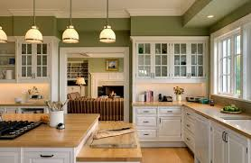Excellent Kitchen Color Schemes Green 22 In with Kitchen Color Schemes Green