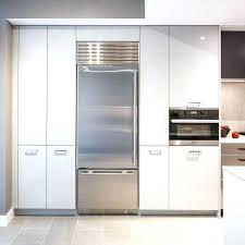 kitchen aid 48 refrigerator sub zero refrigerator in this kitchen kitchenaid superba 48 built in refrigerator