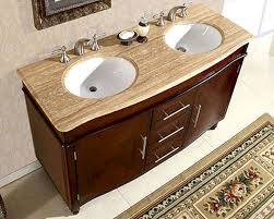 double sink vanity top 48. bathrooms design:inch double sink vanity top silkroad bathroom travertine white sinks with and amusing 48