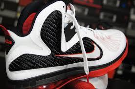 lebron first shoe. first-impression-lebron-9-\u0027scarface\u0027-6 lebron first shoe