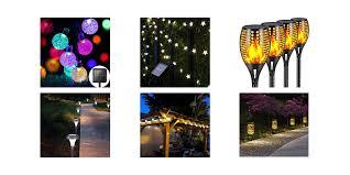 10 best solar lights for the garden 2021