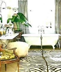 animal bathroom sets animal print bathroom rugs animal print bathroom rugs leopard print bath rugs small