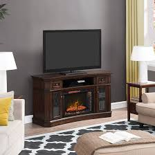 scott living concave media mantel with 26 in infrared electric fireplace 1031fm 26 216 greentouch home