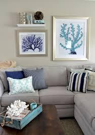 coastal living room design. Cozy Coastal Living Room Design Ideas (2) E