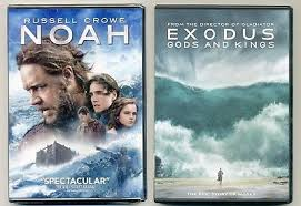 two pg 13 2018 biblical s noah exodus s kings new dvds crowe bale