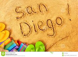 San Diego Stock Image Image Of Summer Holiday Sand 54199563