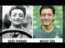 01 oct, 2016 , 1:39 am. Enzo Ferrari And Mesut Ozil Many More Coincidences Youtube
