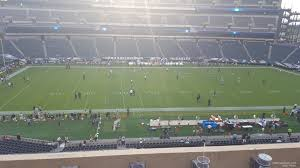 seat view for lincoln financial field section c20
