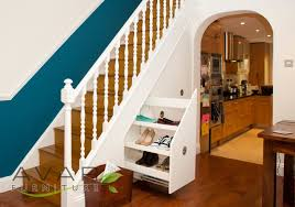 Under Stairs Ideas Second Pull Out Fully Opened Gallery