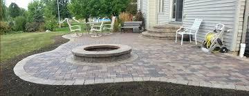 brick paver patio cost calculator michigan layout