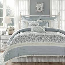 beautiful cottage blue white grey