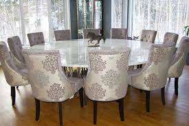 12 seater round dining table inspirational seats beautiful intended for idea 1