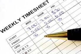 Automated Timesheet Automated Timesheet Processing