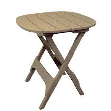 outdoor bistro tables patio tables the home depot small white plastic garden table