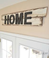 Home Decor Signs Sayings Wooden Wall Sign Rustic Farm House Heart Wooden Wall Sign With 31