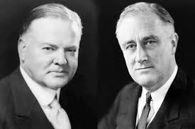 EnlargeHerbert Hoover and