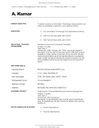 Best Career Objectives For Freshers Resume Objectives Of Resume For Freshers Best Objective In Engineering 11