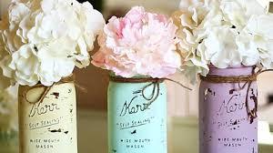 How To Decorate Mason Jars Best Mason Jar Crafts How To Chalk Paint Your Mason Jars