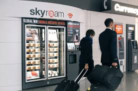 How Vending Machine Works Adorable How Do Skyroam Vending Machines Work Skyroam