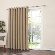 Kohls Bedroom Curtains Sun Zero Gramercy Room Darkening Window Panel