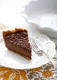 triple chocolate pumpkin pie love and