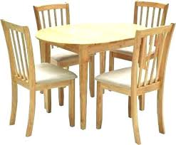 round dining table set for 4 4 dining room chairs awful 4 seat dining table set