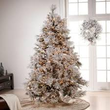 Decorating Home Color Ideas Interior Gold Decorated Christmas Trees