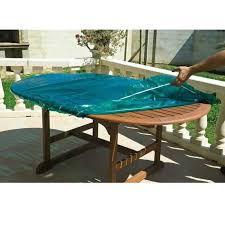 Housse protection pour dessus table diametre 120 - Achat / Vente ...