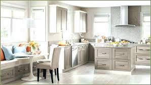 kitchen island pine wood natural door cabinets mosaic tile ceramic limestone sink faucet lighting martha stewart