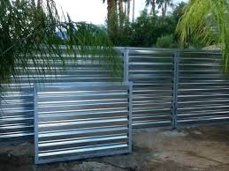 corrugated metal fence cost solid metal fence corrugated metal fence cost corrugated metal privacy fence crafts
