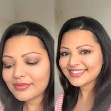 fresh glowy everyday makeup tutorial for indian skin s