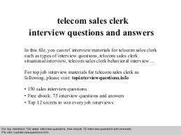 telecom sales linkedin sales clerk jobs
