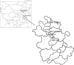 Assessment and distribution of antimony in soils around three coal mines anhui china