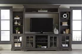 gray entertainment center. Three Posts Zurich Entertainment Center For TVs Up To 75 And Gray