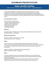 Teaching Assistant Cv Example Teachers Assistant Resume Teaching Sample Teacher Example School